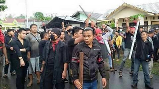 Laskar Kristen di Bitung Terus Meneror Umat Islam, Media Massa Nasional Bungkam