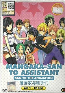 Mangaka San to Assistant san