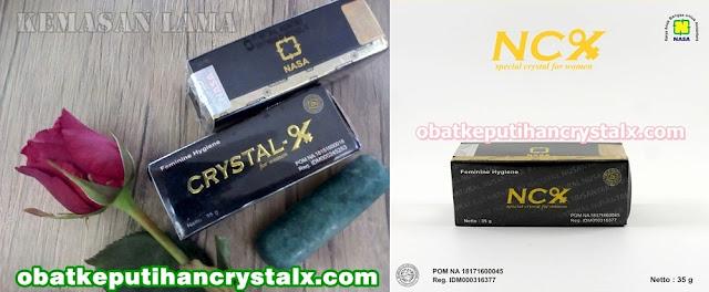 ncx nasa crystal x obat keputihan alami aman