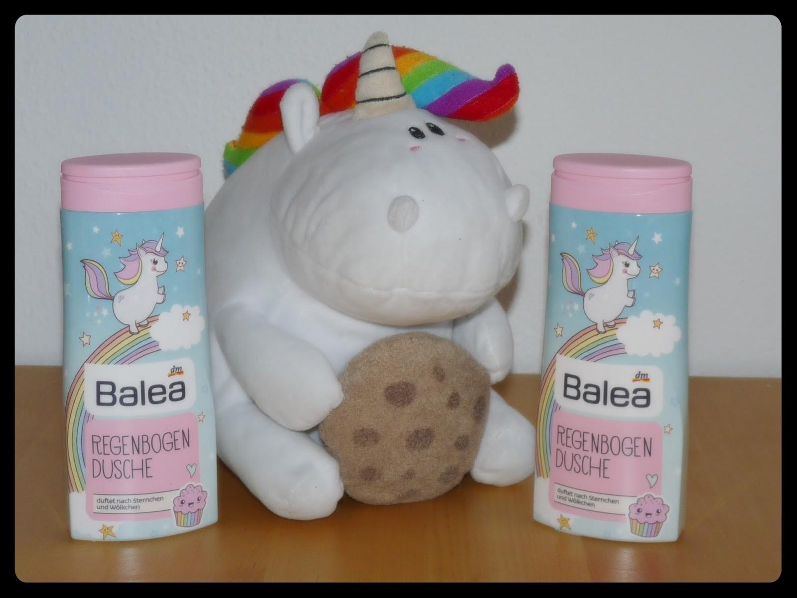 Neu Balea Regenbogen Duschgel Ideen