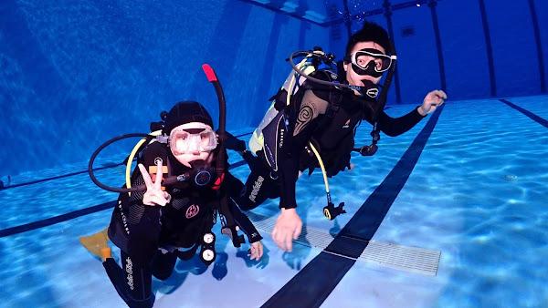 輔導考國際pdai潛水證照 大葉助學生開拓職涯面向