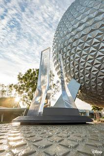 Walt Disney World Resort, Reimagined Entrance Fountain at EPCOT, WDW