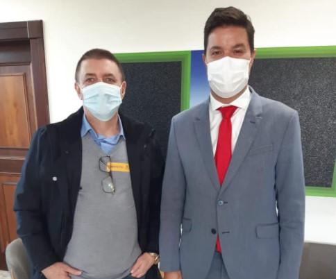 Guto Silva estará em Laranjeiras do Sul e região na tarde desta quinta-feira