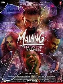 Malang 2020 Hindi 720p Pre-DVDRip 1.2Gb