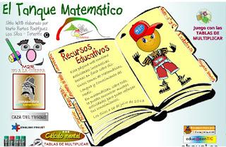 http://www3.gobiernodecanarias.org/medusa/eltanquematematico/
