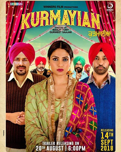 full cast and crew of Punjabi movie Kurmaiyan 2018 wiki, Kurmaiyan story, release date, Kurmaiyan Actress name poster, trailer, Photos, Wallapper