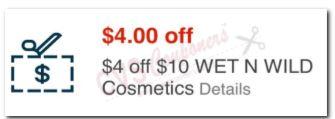 wet & wild coupon cvs