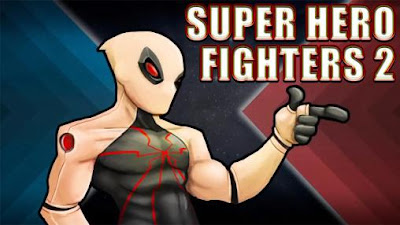 Super hero Fighters 2 Mod Apk Download