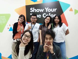 Saat menjadi SEO Content Writer Intern di Gramedia Digital Nusantara
