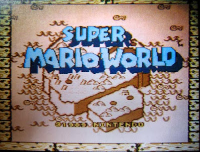 super mario world beta intro