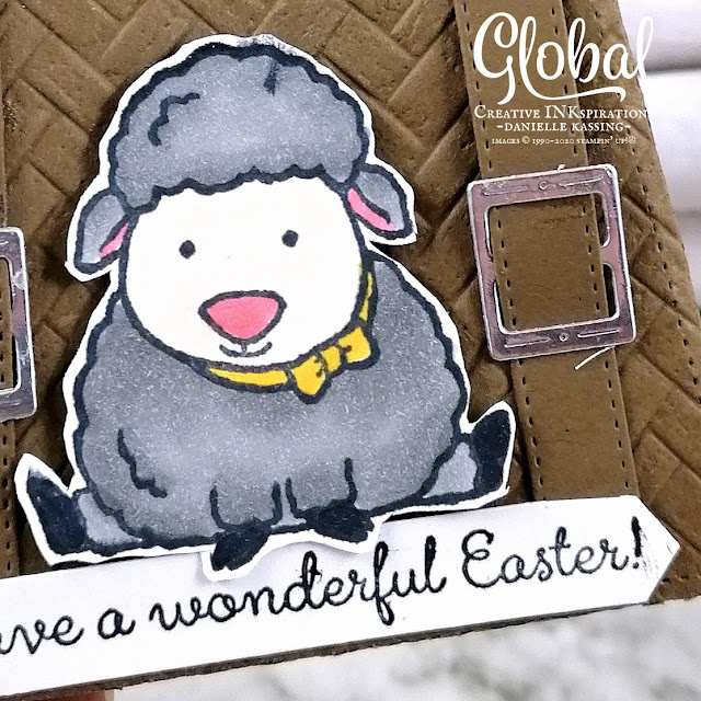 Stampin' Up! Welcome Easter