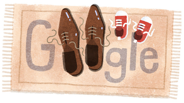 Father's Day 2016 (Switzerland, Lithuania) - Google Doodle