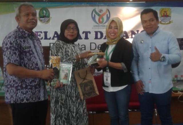"""Pagedu Go"" dan Deklarasi Pengukuhan UMKM PRIBUMI Kabupaten Cirebon"