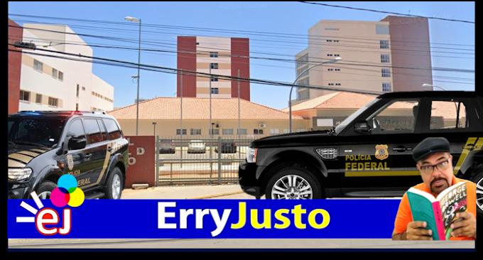 URGENTE: HOSPITAL REGIONAL DE JUAZEIRO É ALVO DE OPERAÇÃO DA POLÍCIA FEDERAL