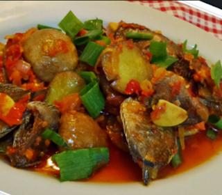 Resep Masakan Ikan Sepat dan Jengkol Super Pedas