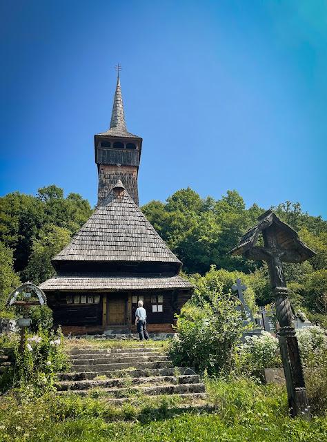 Biserica din Cornesti, Maramures