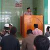 Usai Laksanakan Shalat Jumat Secara Berjamaan Disampaikan Bhabinkamtibmas  Malino Gowa