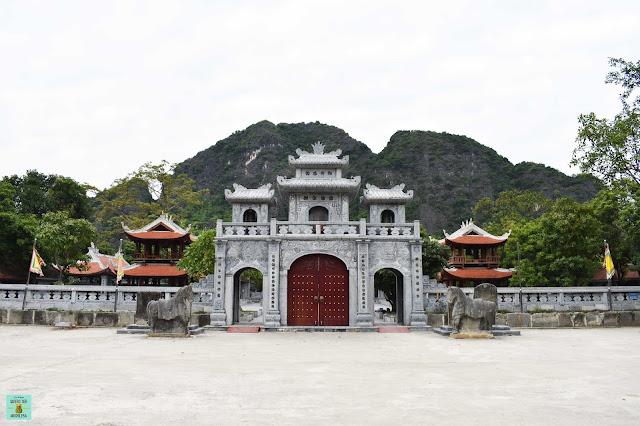 Thai Vi Temple, Ninh Binh