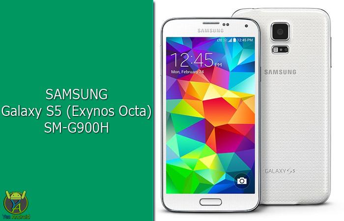 G900HXXU1CQB2 | Galaxy S5 (Exynos Octa) SM-G900H