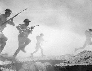 معارك الحرب العالمية الثانية (( معركة مرسى مطروح))