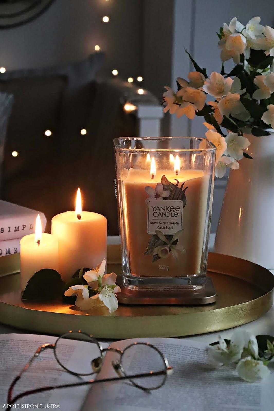 yankee candle sweet nectar blossom świeca zapachowa