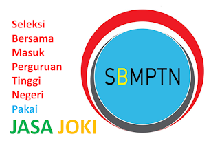 Jasa Joki SBMPTN Dihargai Rp10juta