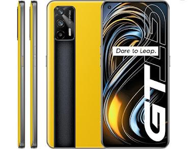 ريلمي Realme GT 5G الإصدار : RMX2202