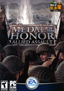 تحميل لعبة ميدل أوف أونر Medal Of Honor للكمبيوتر