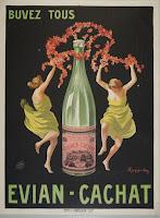 разлили в бутылки хорошую чистую родниковую воду, назвали ее «Eau d'Evian» и разослали по всем заграницам.