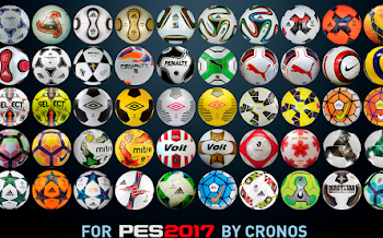 BallPack v3.0   50Balls   HD   Pes2017 [11.05.2017]