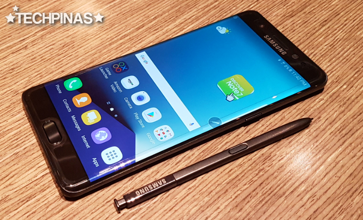 Samsung Galaxy Note7 Philippines, Samsung Galaxy Note 7