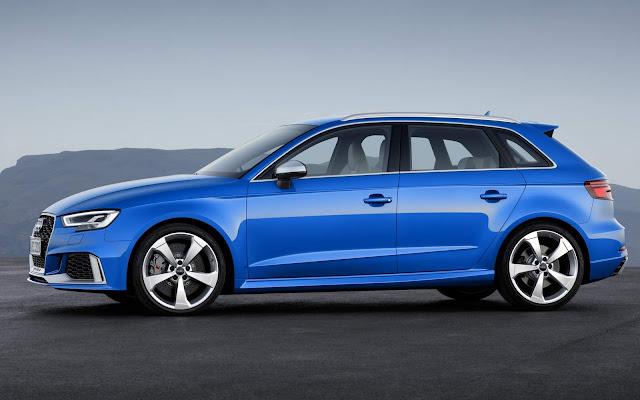 Novo Audi RS3 2018 - Preço Brasil