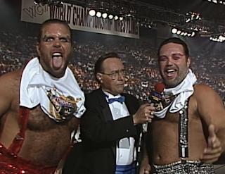 WCW Great American Bash 1990 - The Fabulous Freebirds