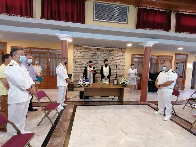 Πραγματοποιήθηκε η τελετή παράδοσης – παραλαβής στην 3η Περιφερειακή Διοίκηση Λιμενικού Σώματος (+ΦΩΤΟ)