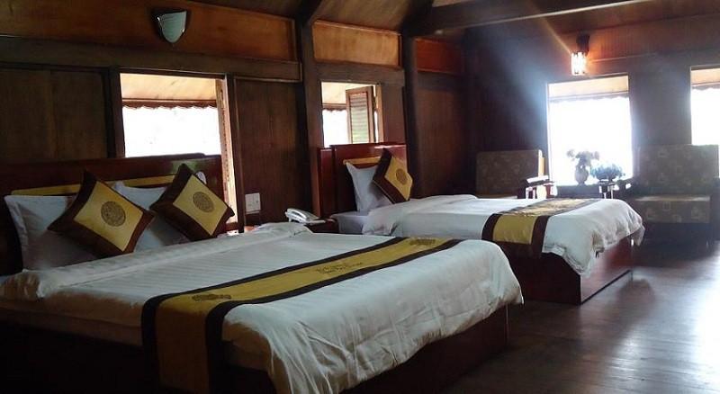 Cat Ba Eco-Lodge Hotel - khách sạn sang trọng và tốt nhất Cát Bà