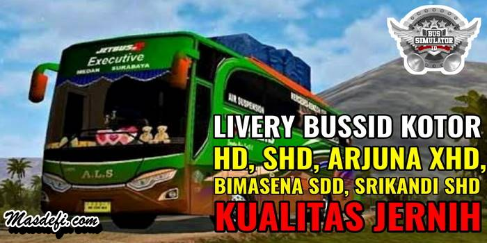 download livery bussid kotor