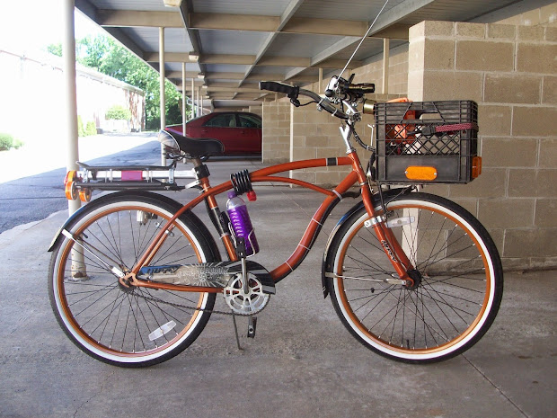 Huffy Cranbrook 26 Cruiser Bike