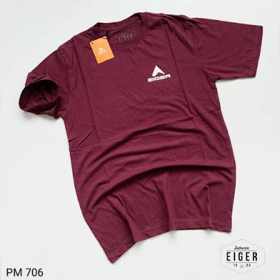 BAJU KAOS EIGER (PM706)