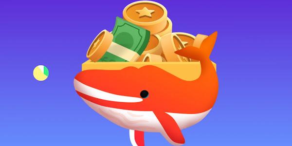 Download Aplikasi Money Whale dan Dapatkan Uang Setiap Harinya