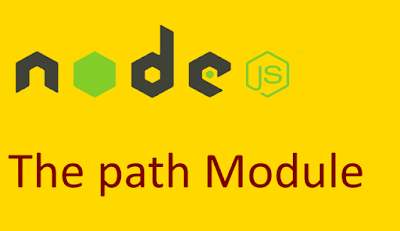 nodejs path module