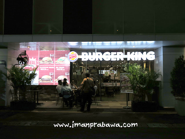 Burger King Transmart Cempaka Putih