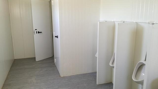 Interior Sanitários