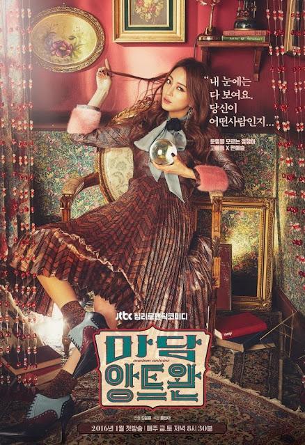 Sinopsis Madame Antoine Korean Drama