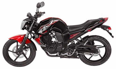 New Yamaha Byson Black Armor