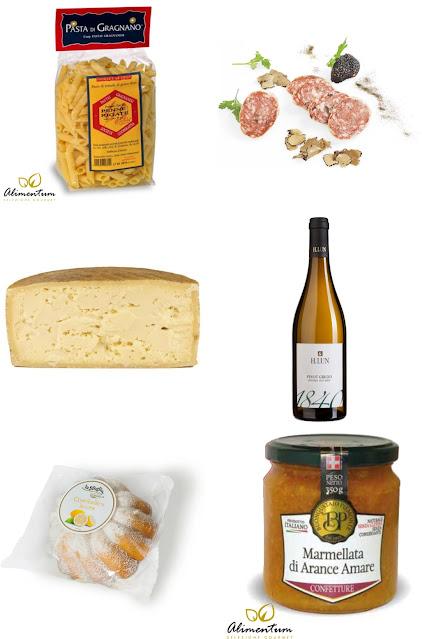 alimentum cibo italiano