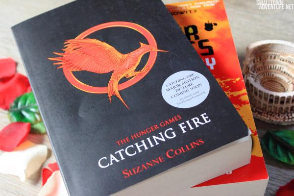Catching Fire - Tribute von Panem - The Hunger Games - Dystopie - Jugendbuch - Buchliebenetz - Bücher ABC - Buch Tag