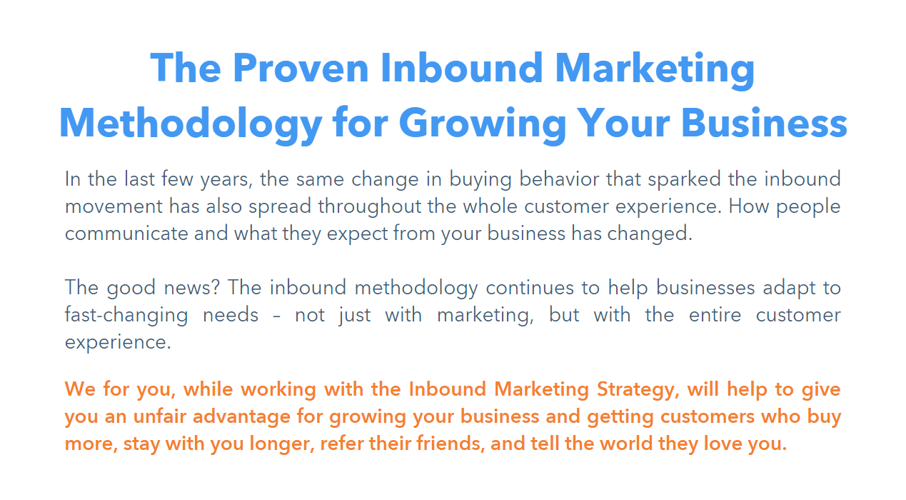 Inbound Marketing Services, Inbound Marketing Strategy, Content Marketing Services -By Omkara Marketing Services