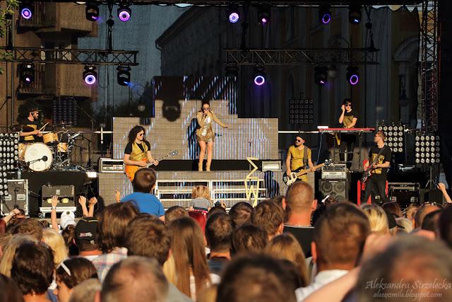 Ewa Farna - Koncert -  Relacja, zdjęcia