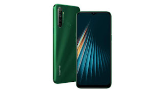 Realme 5i Smartphone launched in India