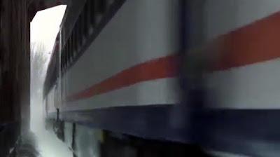 pociąg IC w filmie